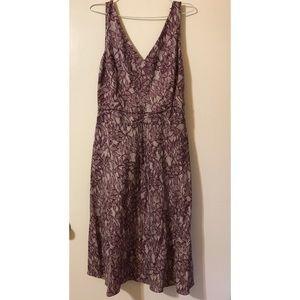 J. Crew Cotton Summer Dress